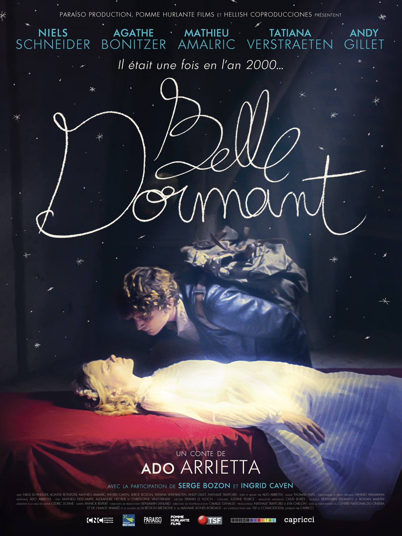 Pomme Hurlante Films - Catalog - Sleeping Beauty - Adolfo Arrieta