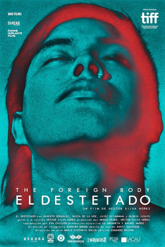 Pomme Hurlante Films - Catalog - The Foreign Body - Héctor Silva Nuñez